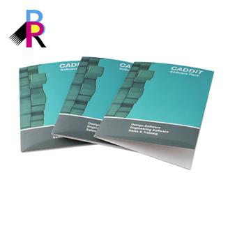 Chers Impression Personnalisee A4 A5 Presentation Dossier Papier Pour Le Fichier Et Carte De Visite