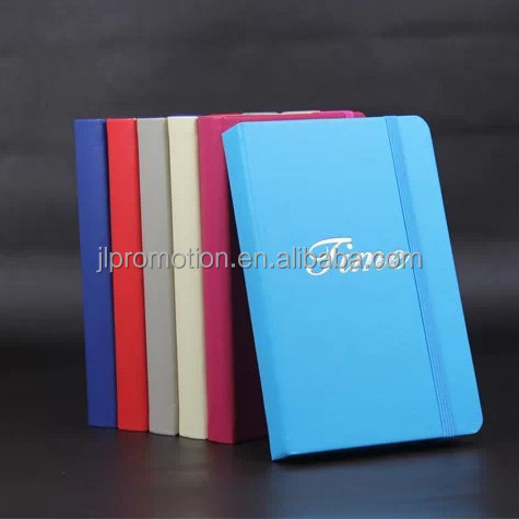 Barato Custom Hardcover Notebook simples