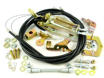 Mouse over image to zoom WEBER DCOE/SP CARB/CARBURETTOR THROTTLE LINKAGE LP2000 TOP MOUNT TWIN CABLE NEW