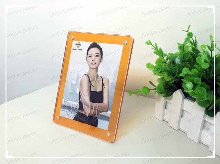Jinbao Price Keychain 8x10 Acrylic Fridge Magnet Photo Frame Blank ...