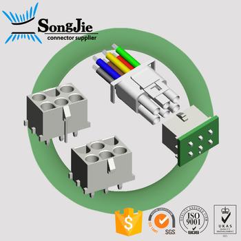 Ip65/ip66/ip67 Waterproof Connector Ethernet Connection 6.35mm (0.25 ...