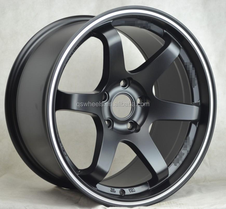 Attirant Car Alloy Wheels 17 Inch 5x114.3 Spoke Wheels New DesignS Sport  Rims For