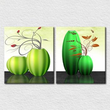 tren untuk gambar hiasan dinding - bunga hias