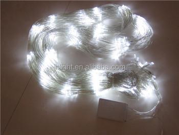 100 chasing led net lights ice white christmas lights 12m x 12m
