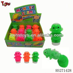 2013 Hot selling monkey Sticky toy