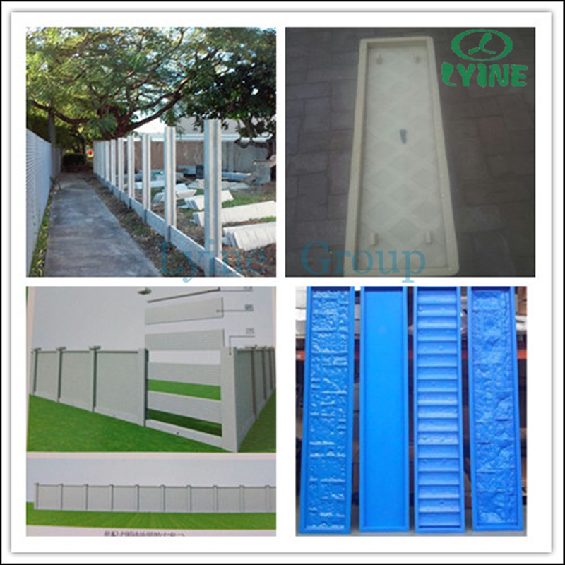 New Best Selling Products Precast Concrete Fence Mould/cement Fence Panel -  Buy Concrete Mold,Panel Mold,Mould Product on Alibaba com
