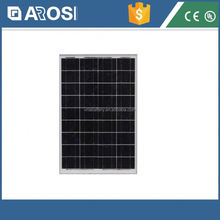Arosi high quality best price 260w 300w solar panel for hp tpn p104 touch panel