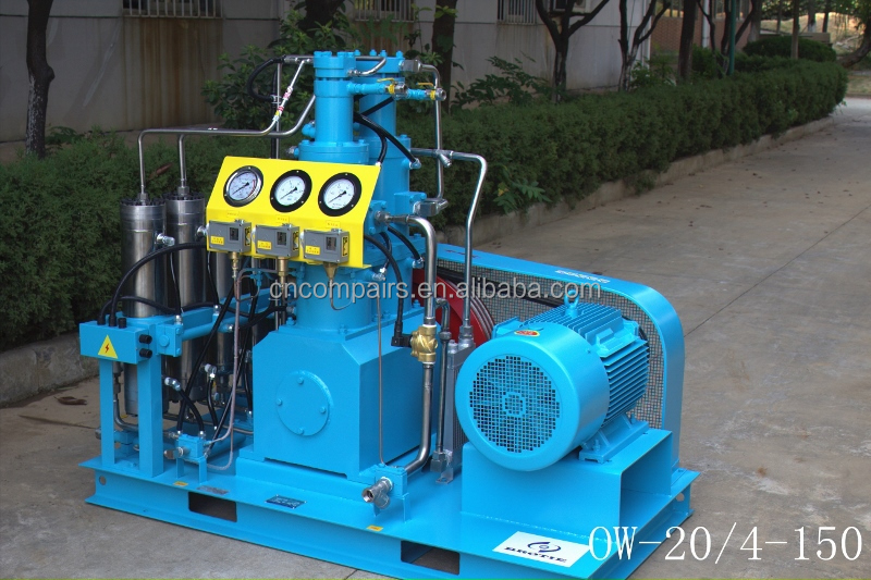 High Pressure Gas Compressor : Oil free high pressure oxygen o gas compressor buy