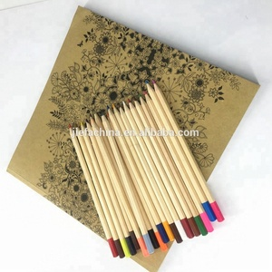 New Promotional And Free Samples Wooden Pencil