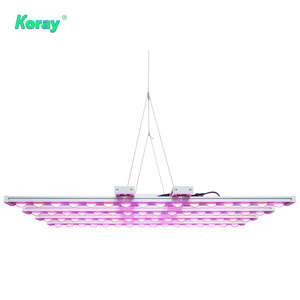 New design hydro growing system high power led grow light waterproof for indoor plants growing