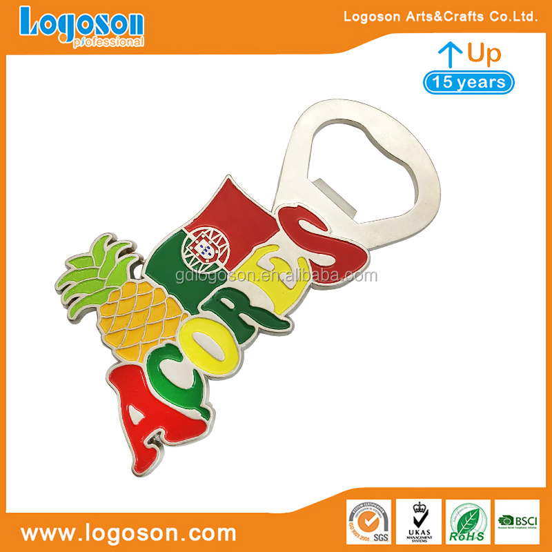 Top Quality Types of Bottle Openers Souvenir Custom Bottle Opener