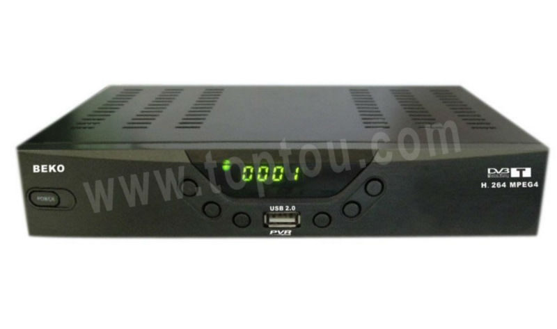 hd receiver smart H.264/Digital Satellite MPEG4 DVB-T Set Top Box HDVB8802