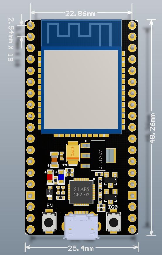 Nodemcu-32s Lua Wifi Internet Of Things Development Board Serial Wifi  Module Based On Esp32 - Buy Nodemcu-32s,Lua Wifi,Serial Wifi Module Product  on