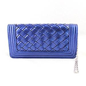 Solid Soft Weave Pu Leather Interior Compartment Lady Luxury Designer New 2014 Day Clutches Handbags