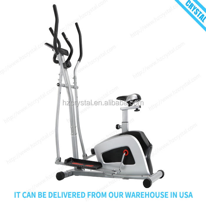 SJ-2970 Dropship sporting goods Indoor Fitness <strong>equipment</strong> with 6kg flywheel magnetic control elliptical trainer