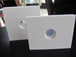 mirror polish ceramic plates