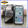 2013 New Arrival Black And Clear S Line Case With Holder For iphone 5C