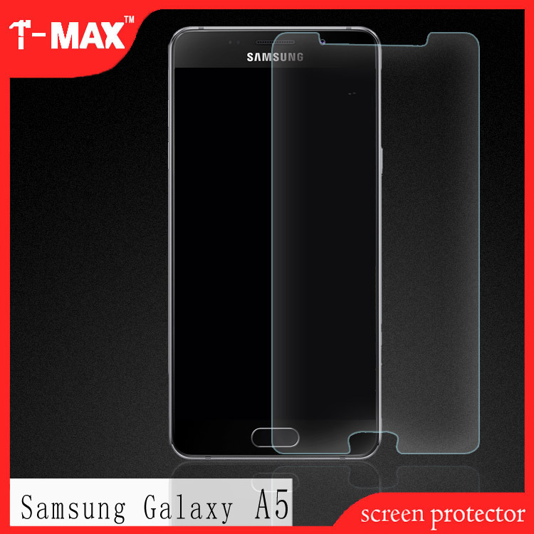 2017 2.5D 9H OEM android smart phone made in korea products tempered glass screen protector For Samsung Galaxy A5