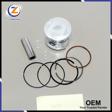 New Type PISTON AND RING SET JH70 For Motorcycle