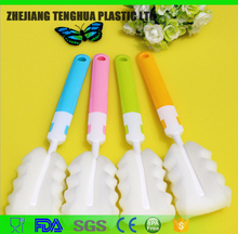 Long Handle Cup Brush Sponge Cleaning Brush For Water Bottle