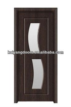 romania turkey india pvc mdf wooden glass design house door buy