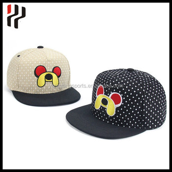 07d610f56dc New fashion hip pop cap custom snapback cap wholesale with your embroidery  logo