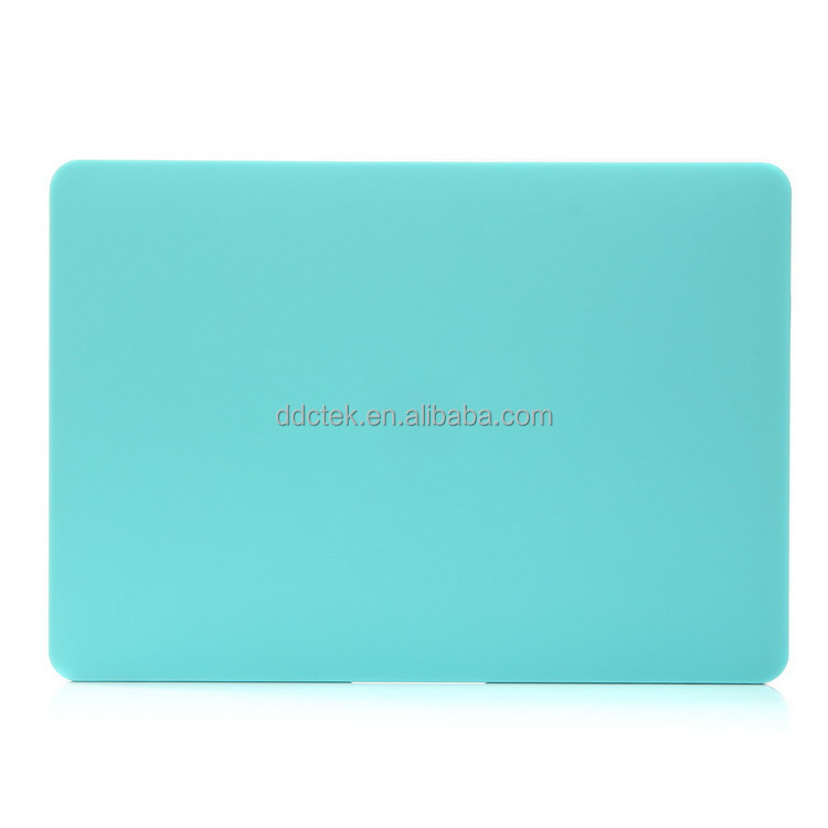 HOT rubber frosted hard case for laptop apple macbook pro 15 inch