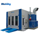 Bluesky spray booth/water based paint booth/paint drying booth