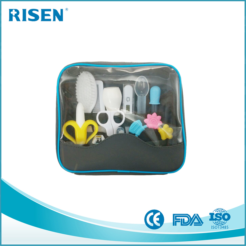 2017 hot sale cute tender baby healthcare safety kit products for baby children
