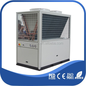 Cold storage sandwich panel water cooling spin chiller