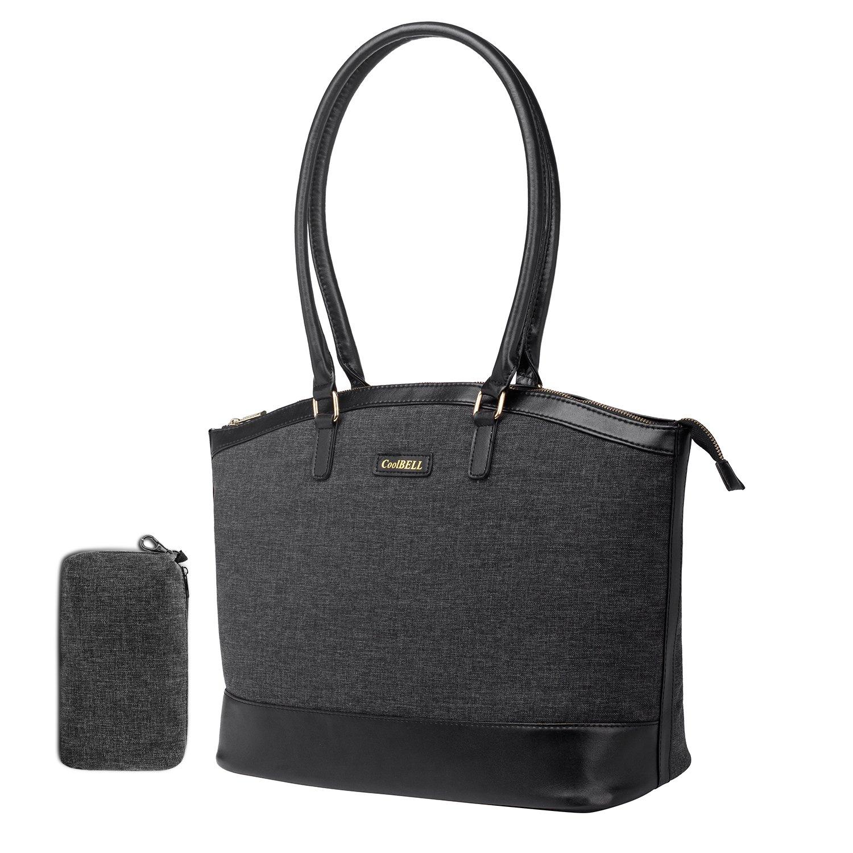 a4ff467611d1 Buy Pursetti Laptop Tote for Women in Premium Nylon - Perfect Tote ...