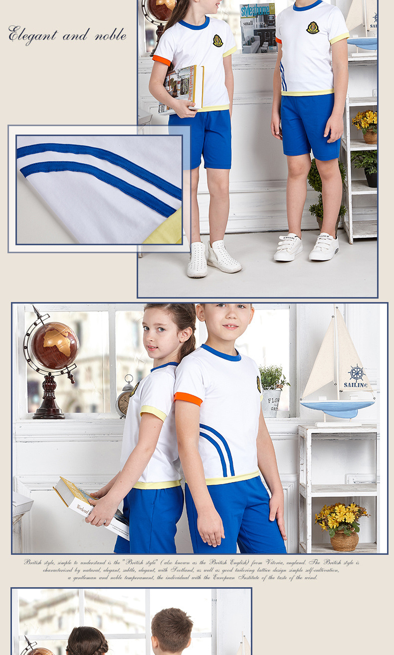 Custom Fashion Sportswear setzt High School Uniform/Pullover Designs