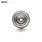 Aluminum 6063-T5 Cnc Machining Parts Cnc Motorcycle Parts Aluminium Cnc Parts
