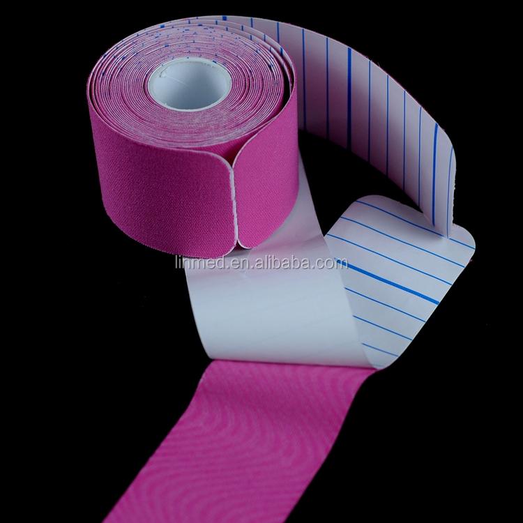 OEM Sport Tape Athletic Tape Kinesiologie Tape