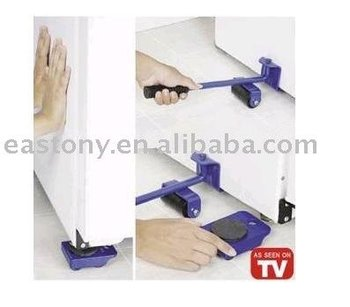 Home Trolley Lift Lifter Furniture Moving Set Move System Family Carry