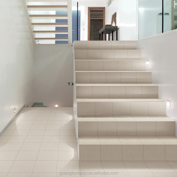 Granite Porcelain Floor Tile Ceramic For Stair Homogeneous