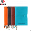 stationery wholesale pu diary covers leather notebook cover leather diary