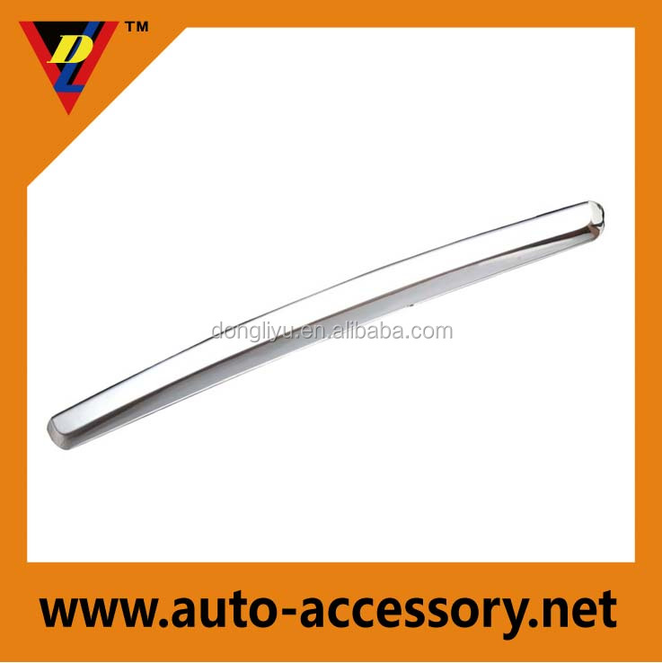 abs plastic auto accessories car rear spoiler for RR sport