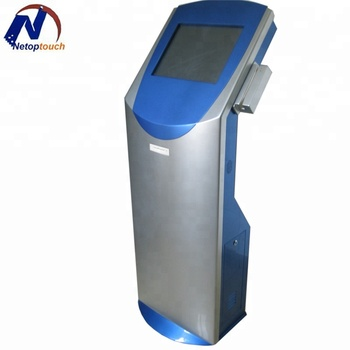 19 inch Automated Self Service Printing Kiosk
