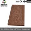 composite decking / prefab decks / pro scooter decks for sale anti-uv wood plastic composite decking
