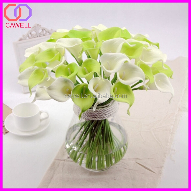 real touch artificial flower calla lily