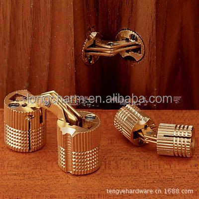 Various Small Concealed Hinge Brass Cabinet Hinge Hinges For Jewelry Box  From Guangzhou Hardware
