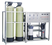 Purified Drinking Water Production plant / RO Desalination System / Small RO Water Treatment Equipment
