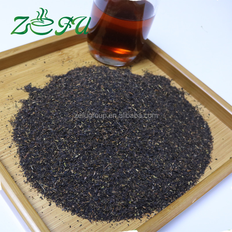 China Famous Tea Factory Instant Black Dust Tea One Time Drink Tea Bag - 4uTea | 4uTea.com