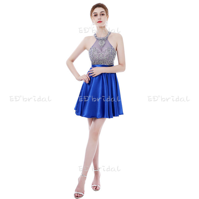 China Satin Halter Prom Dresses Wholesale 🇨🇳 - Alibaba