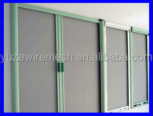 Security Wire Mesh Door And Window Guard Stainless Steel