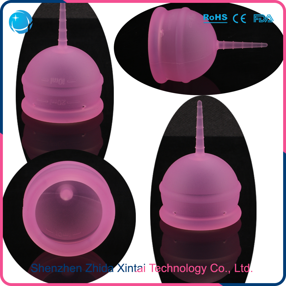 Medical Siliconemenstrual Cup Anytime Free Sample Menstrual Cup ...