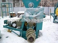 Extruder for utilization of meat wastes E-1000W BRONTO