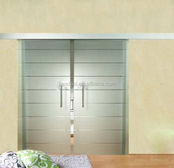 Amerika Stil Balkon Glas Partitionen Schiebetur Schiene System Buy