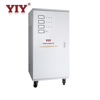 415v three phase voltage stabilizer servo motor automatic voltage